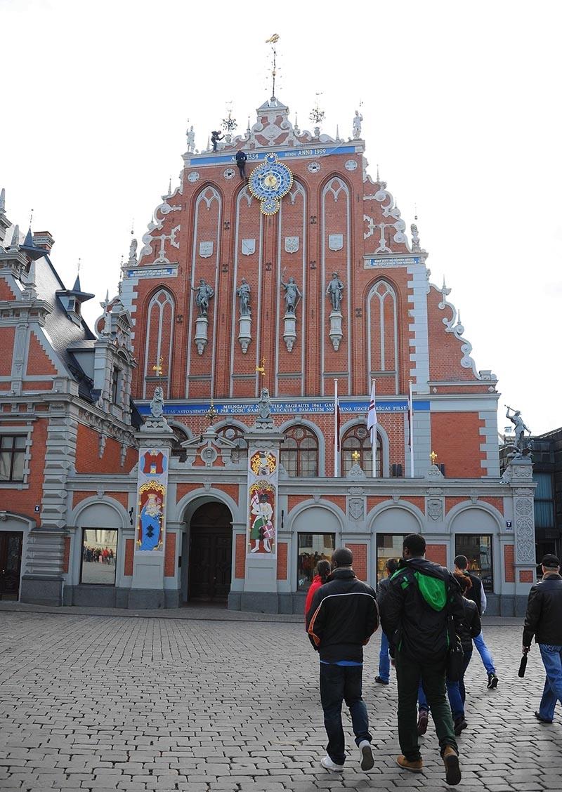 Riga'da Sonbahar 17