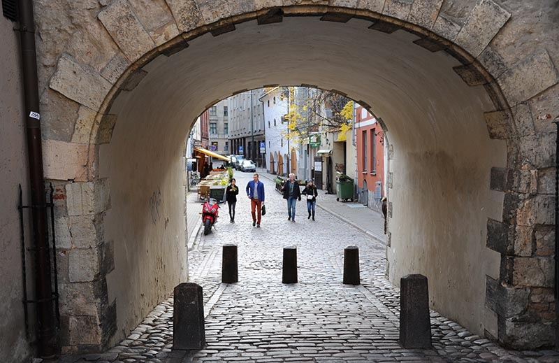 Riga'da Sonbahar 18