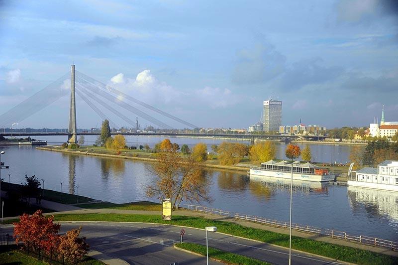 Riga'da Sonbahar 2