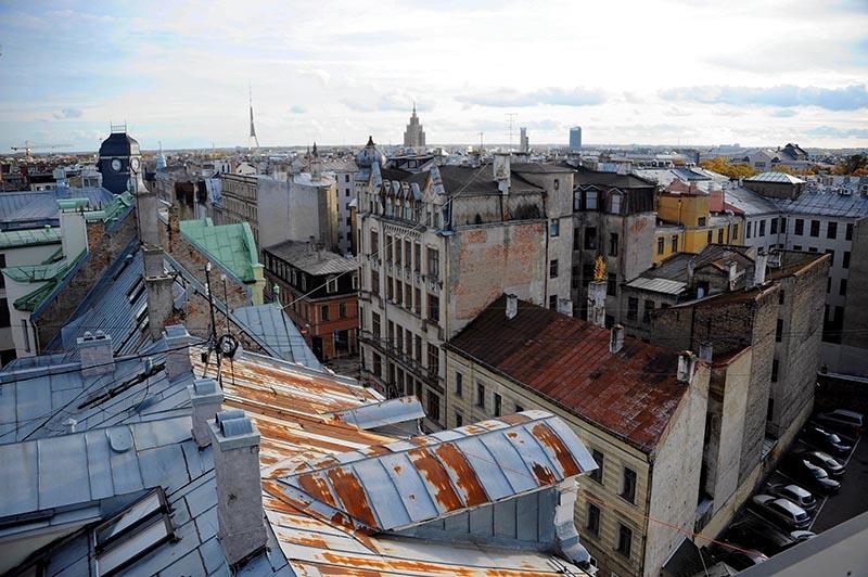 Riga'da Sonbahar 24