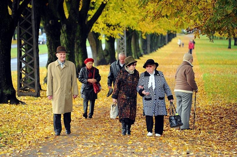 Riga'da Sonbahar 3