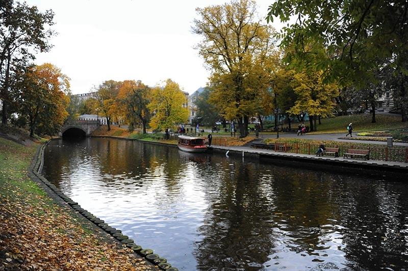 Riga'da Sonbahar 31