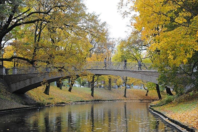 Riga'da Sonbahar 34