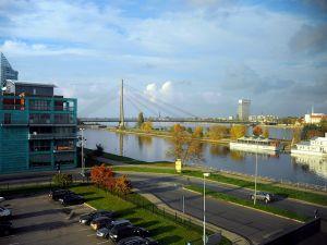 Riga'da Sonbahar