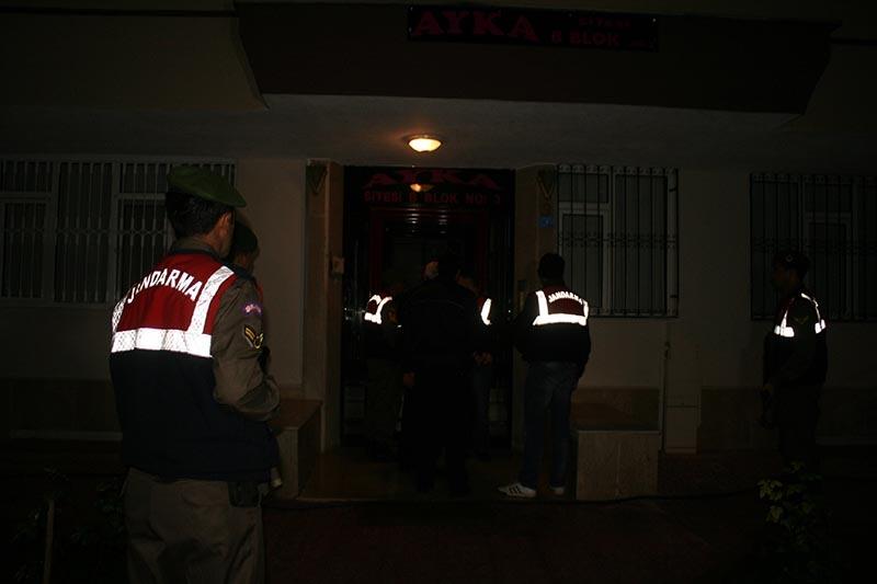 Konya'da suç örgütü operasyonu 1