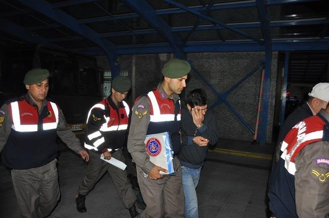 Konya'da suç örgütü operasyonu 10