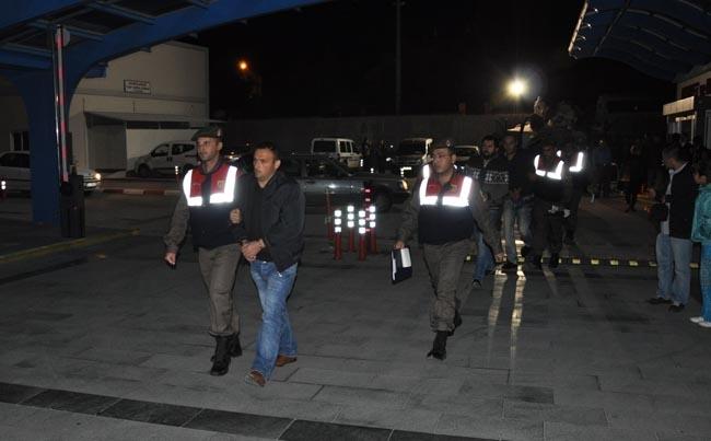 Konya'da suç örgütü operasyonu 13
