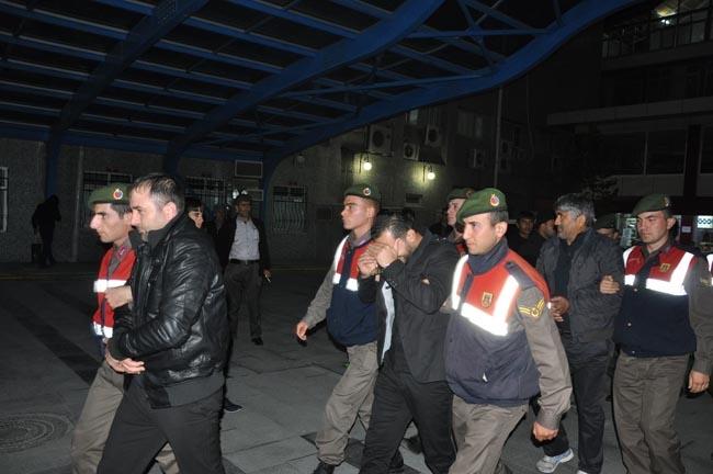 Konya'da suç örgütü operasyonu 15