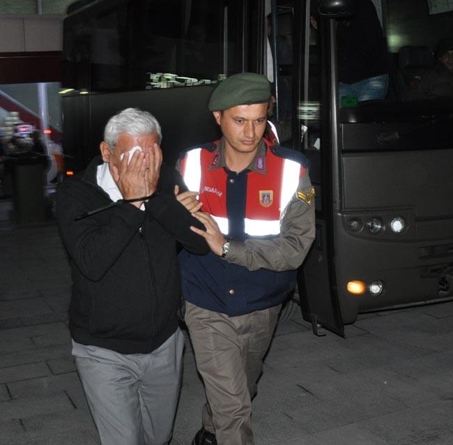 Konya'da suç örgütü operasyonu 16