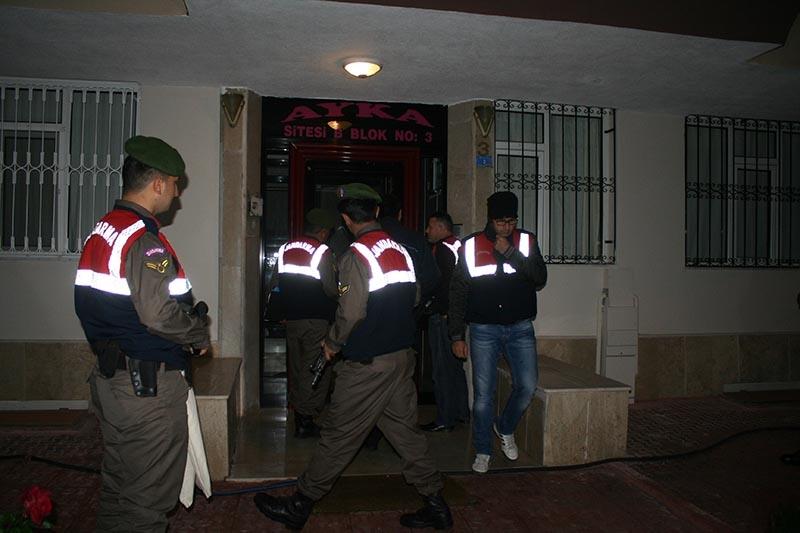 Konya'da suç örgütü operasyonu 3