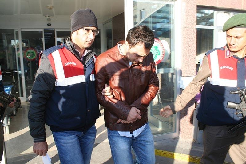 Konya'da suç örgütü operasyonu 4