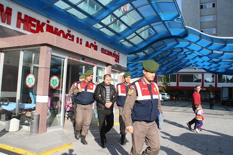 Konya'da suç örgütü operasyonu 6