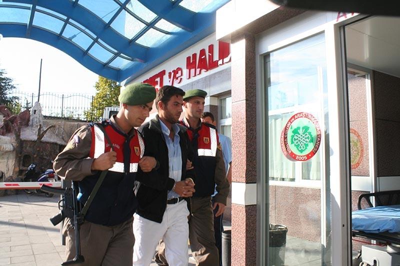 Konya'da suç örgütü operasyonu 9