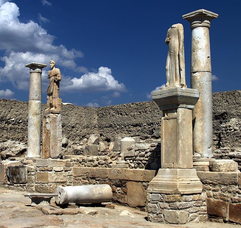 Antik dönemin yöneticileri gün ışığı ile buluştu 1