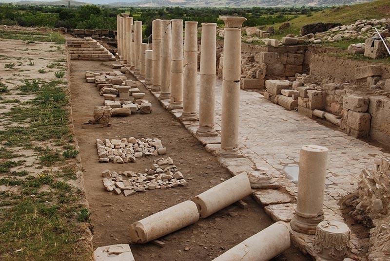 Antik dönemin yöneticileri gün ışığı ile buluştu 10