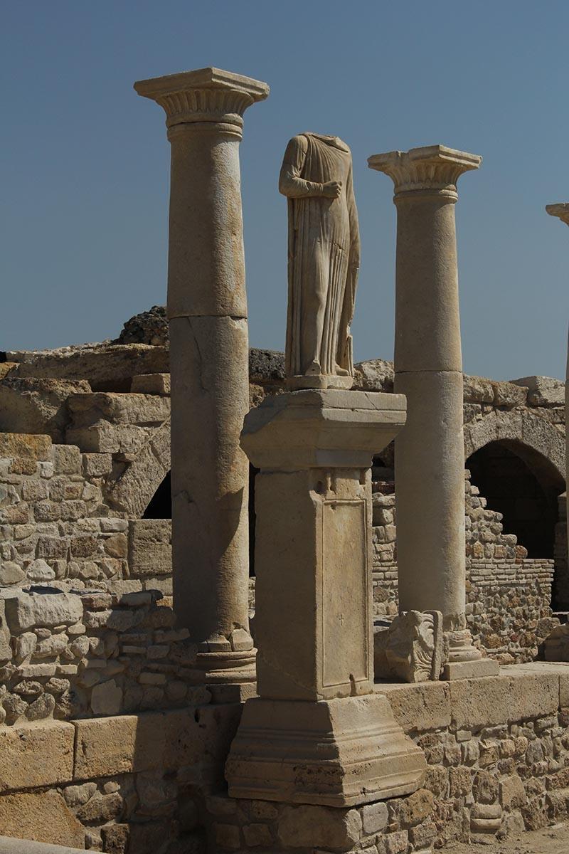 Antik dönemin yöneticileri gün ışığı ile buluştu 11