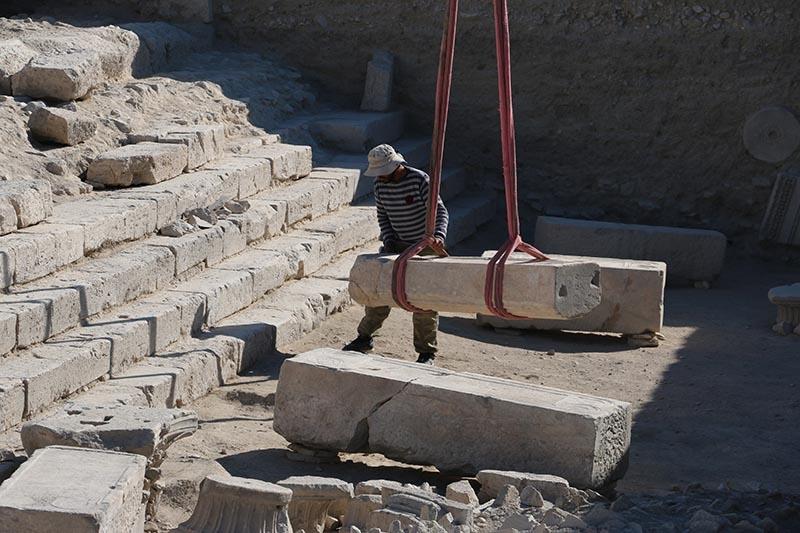 Antik dönemin yöneticileri gün ışığı ile buluştu 3