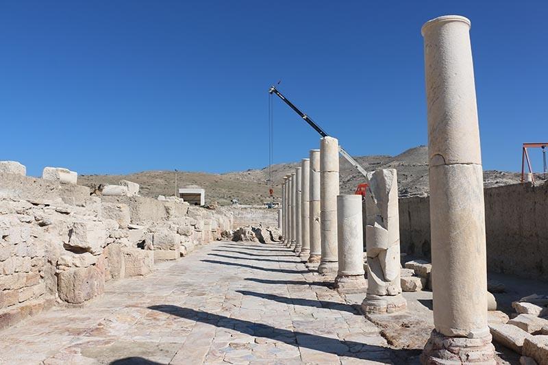 Antik dönemin yöneticileri gün ışığı ile buluştu 7