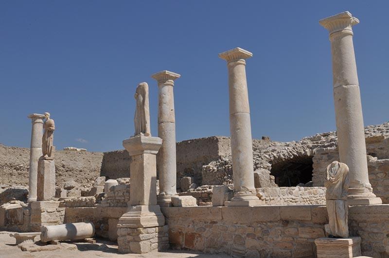 Antik dönemin yöneticileri gün ışığı ile buluştu 9