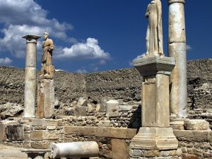 Antik dönemin yöneticileri gün ışığı ile buluştu
