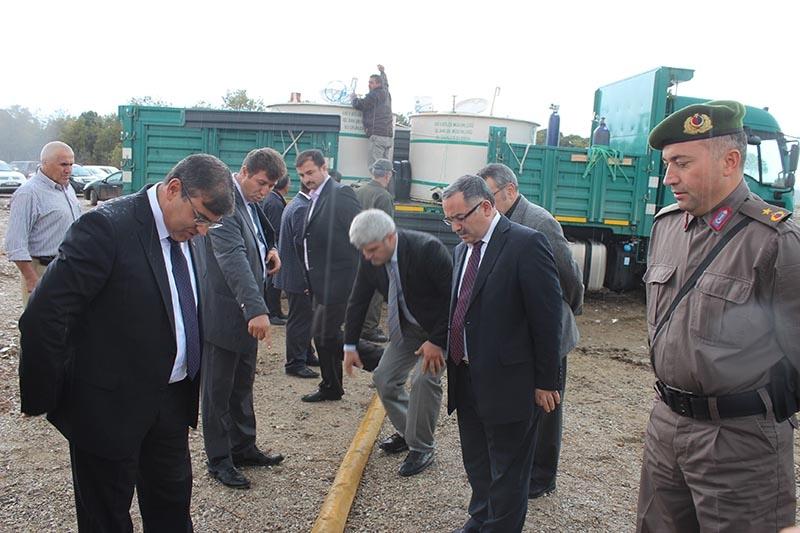 Beyşehir Gölü'ne bilimsel operasyon 3