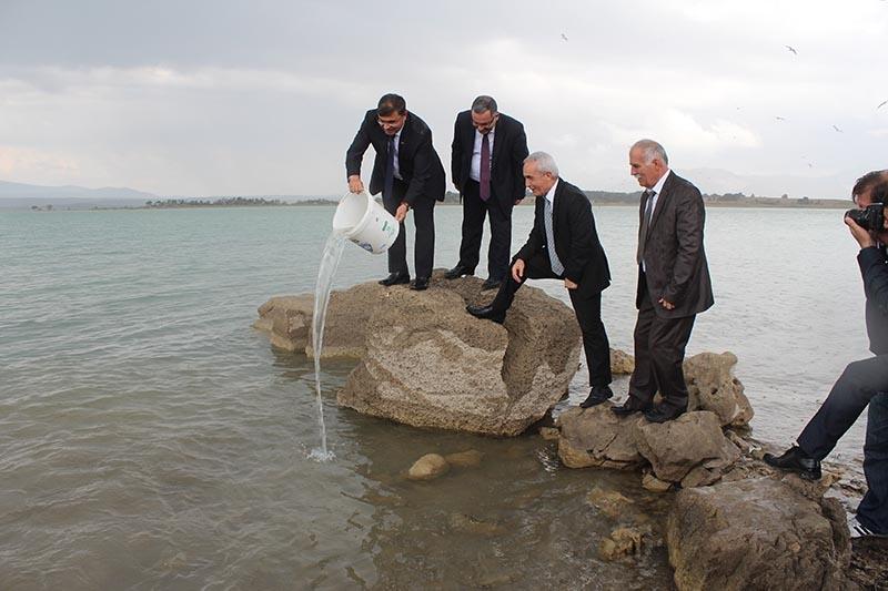 Beyşehir Gölü'ne bilimsel operasyon 4