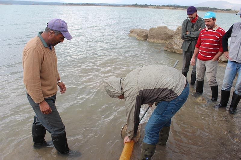 Beyşehir Gölü'ne bilimsel operasyon 5