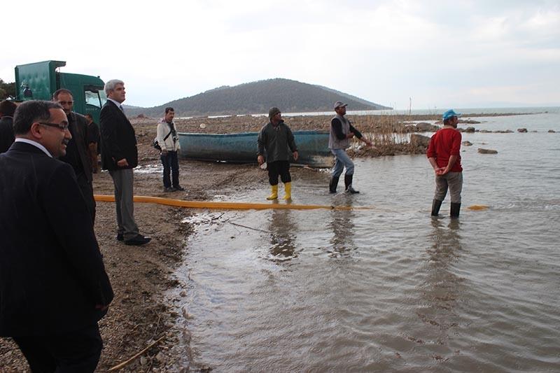 Beyşehir Gölü'ne bilimsel operasyon 6