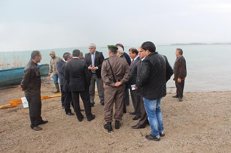 Beyşehir Gölü'ne bilimsel operasyon 8