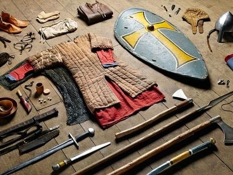 Geçmişten günümüze savaş malzemeleri 1