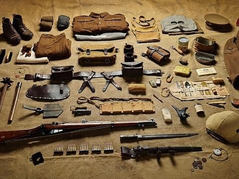 Geçmişten günümüze savaş malzemeleri 10