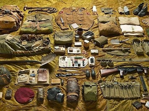 Geçmişten günümüze savaş malzemeleri 11
