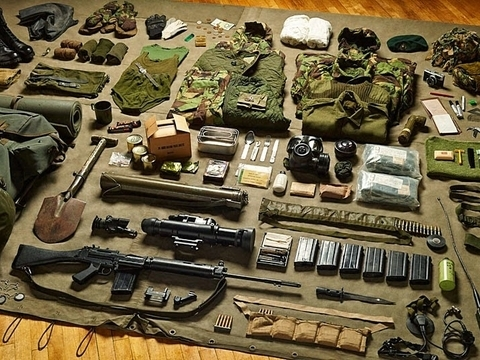 Geçmişten günümüze savaş malzemeleri 12