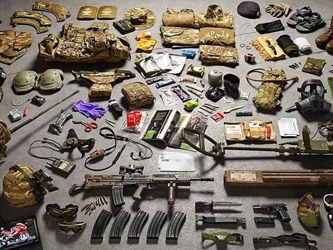 Geçmişten günümüze savaş malzemeleri 13