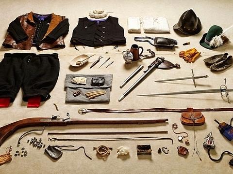 Geçmişten günümüze savaş malzemeleri 5