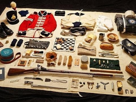 Geçmişten günümüze savaş malzemeleri 8
