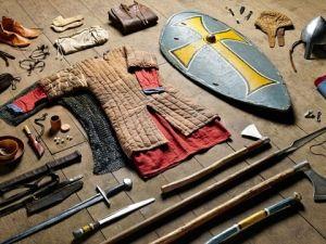 Geçmişten günümüze savaş malzemeleri