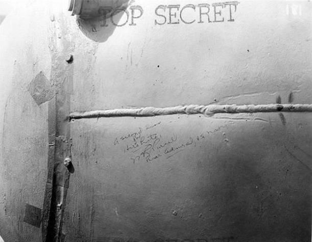 İşte dünya savaşına hazırlanan o bomba 11