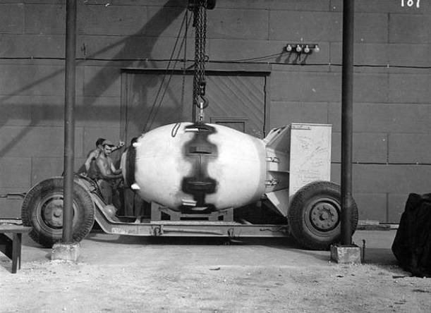 İşte dünya savaşına hazırlanan o bomba 12