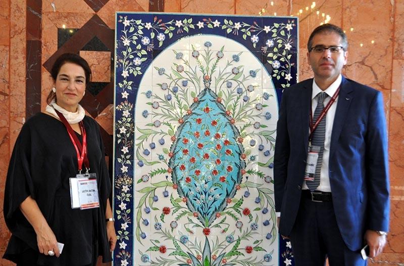 Türk çini sanatına iki yeni teknik kazandırıldı 2