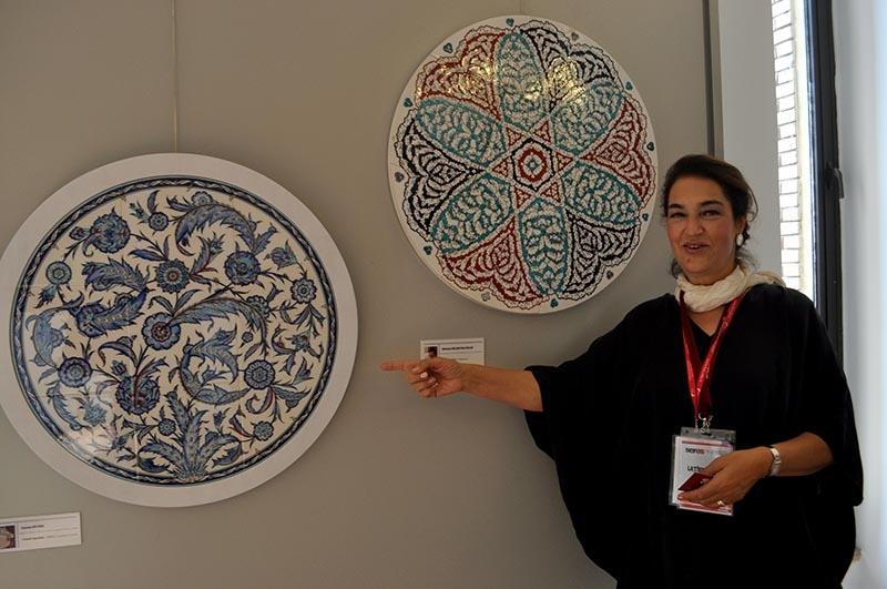 Türk çini sanatına iki yeni teknik kazandırıldı 5
