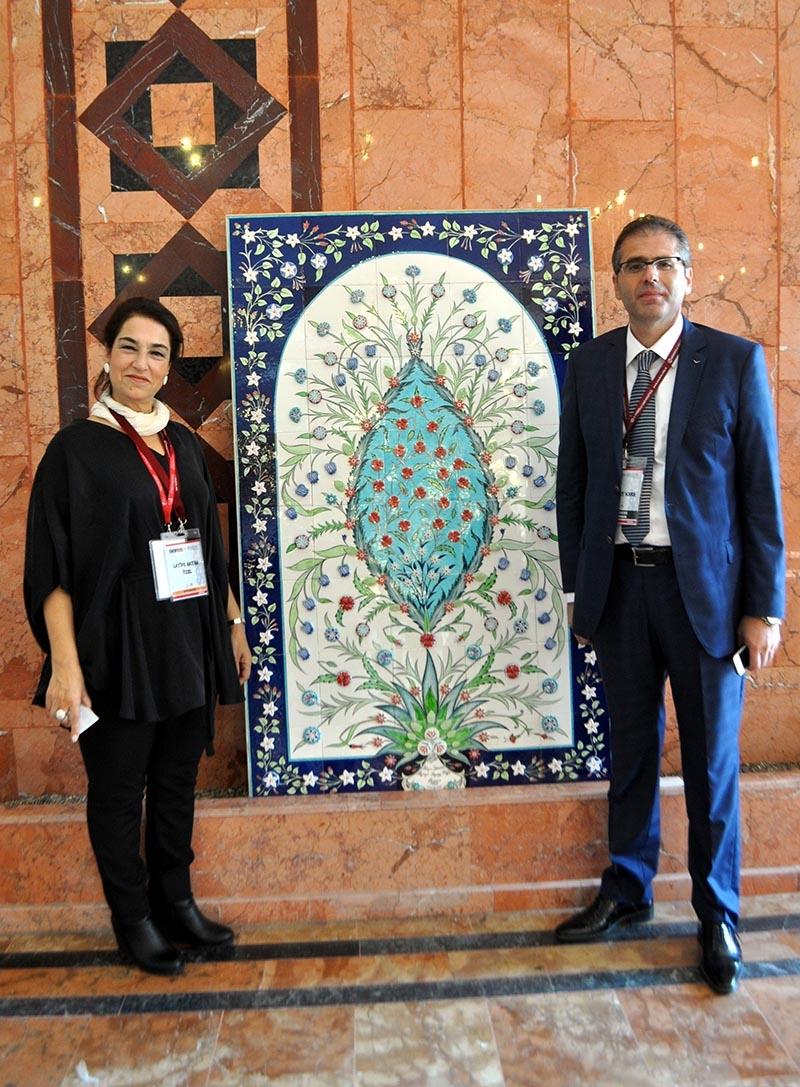 Türk çini sanatına iki yeni teknik kazandırıldı 7