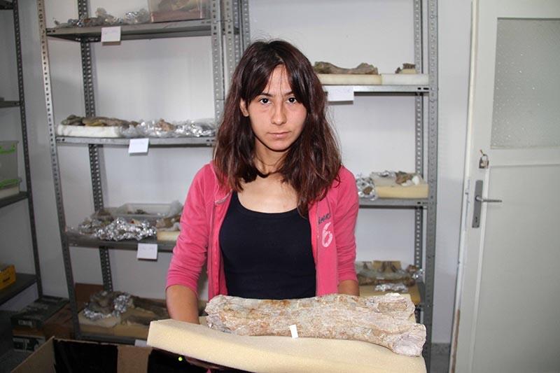 Kazı evi, milyonlarca yıllık fosillere ev sahipliği yapıyor 1