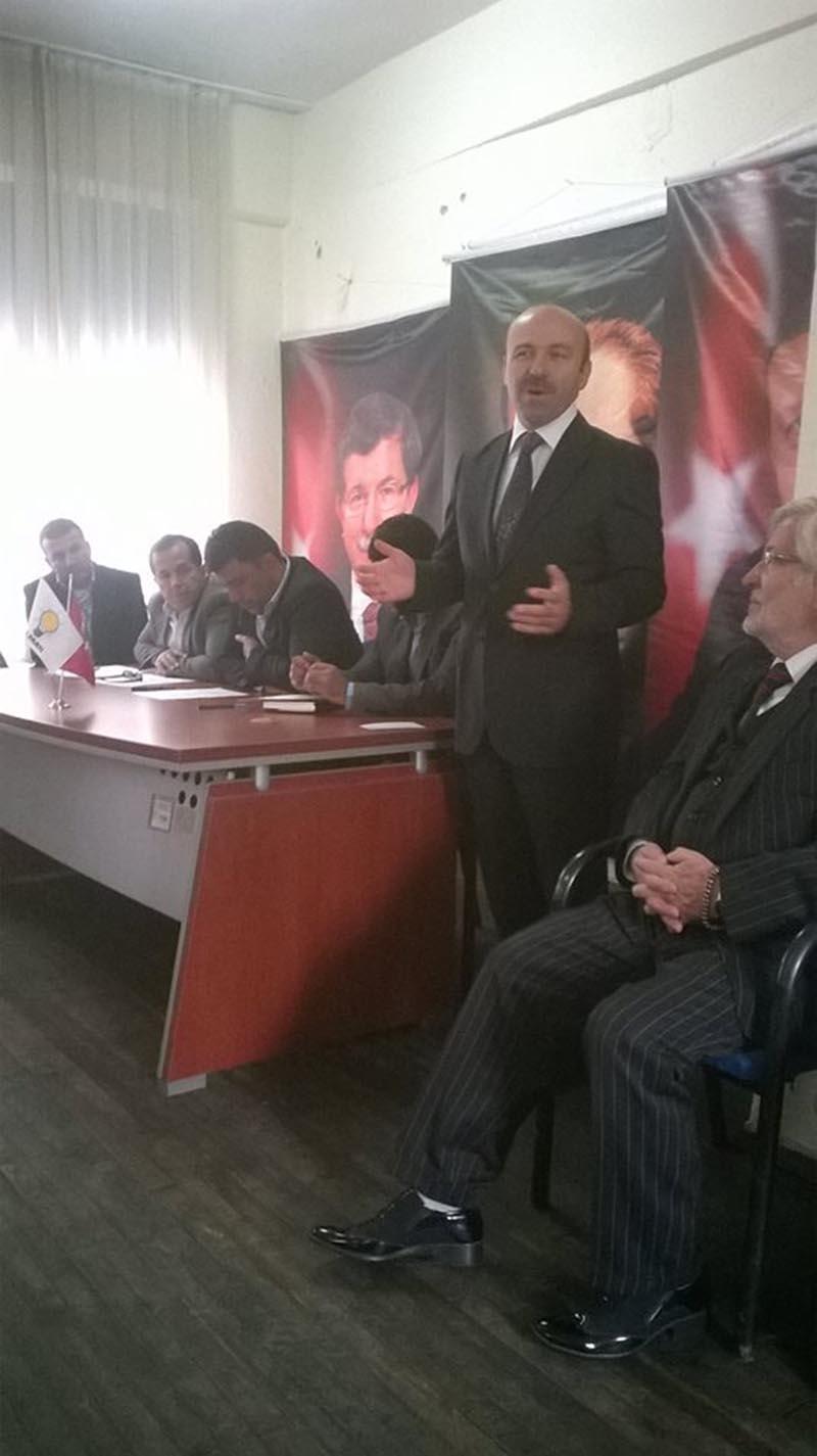 AK Parti'de danışma meclisleri 1