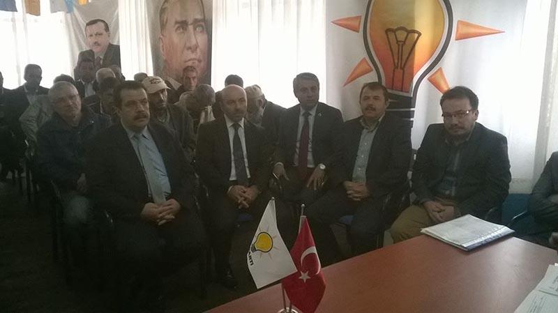 AK Parti'de danışma meclisleri 3