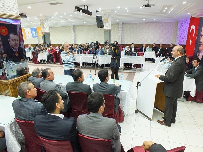 AK Parti'de danışma meclisleri 8