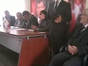 AK Parti'de danışma meclisleri