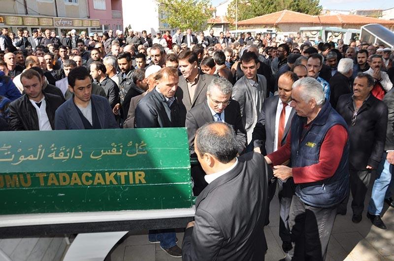 Kemal Madenoğlu'nun acı günü 2
