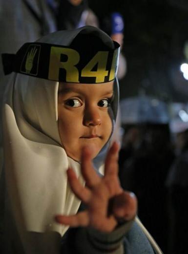 Ayasofya'da protesto edildi 10