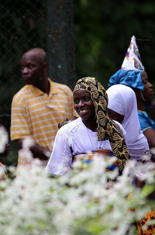 Fildişi kadını yokluklara rağmen hayata dört elle sarılıyor 19